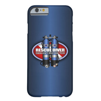 Rescue Diver iphone 6 cases Barely There iPhone 6 Case