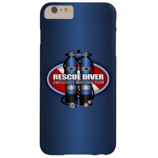 Rescue Diver (ST) Barely There iPhone 6 Plus Case