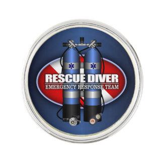 Rescue Diver (ST) Lapel Pin