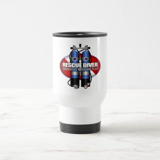 Rescue Diver (ST) Coffee Mug