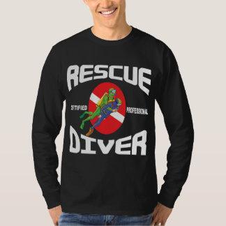 Rescue Diver Tshirt