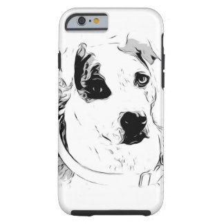 Rescue dog Cell Phone case