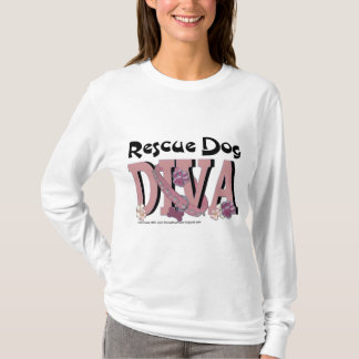 Rescue Dog DIVA T-Shirt