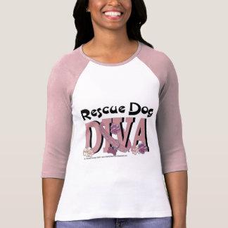 Rescue Dog DIVA T-Shirt