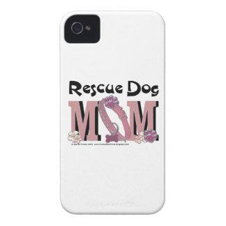 Rescue Dog MOM Case-Mate iPhone 4 Case
