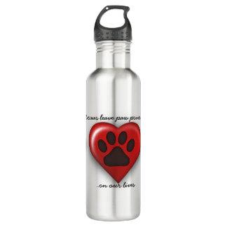 Rescue Dog Water Bottle 710 Ml Water Bottle