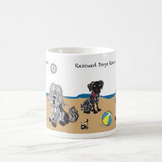 Rescue Dogs Rock Mug