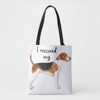 Rescue Harrier Tote Bag
