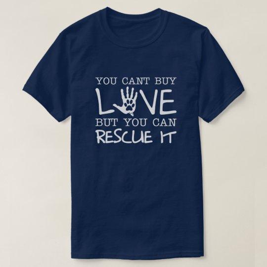 Rescue Love Tshirt