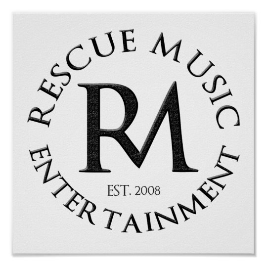 Rescue Music Entertainment Poster