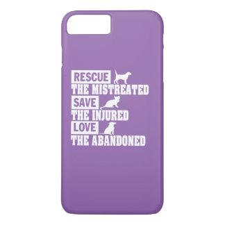 Rescue, Save, Love! iPhone 7 Plus Case