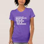 Rescue, Save, Love! Tee Shirt