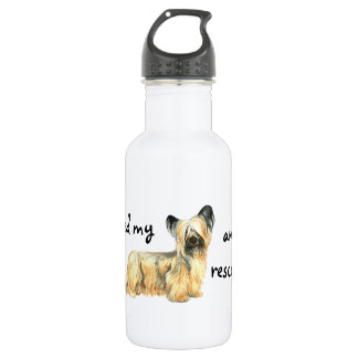 Rescue Skye Terrier 532 Ml Water Bottle