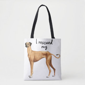 Rescue Sloughi Tote Bag