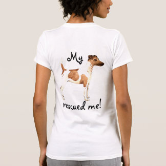 Rescue Smooth Fox Terrier Shirt