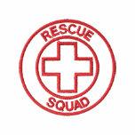 Rescue Squad Outline Jackets
