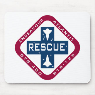 Rescue STS-400 Mouse Pad
