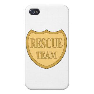rescue team iPhone 4 cover