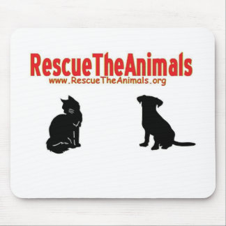 Rescue The Animals non-apperal Mousepad