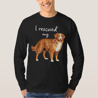 Rescue Toller T-Shirt