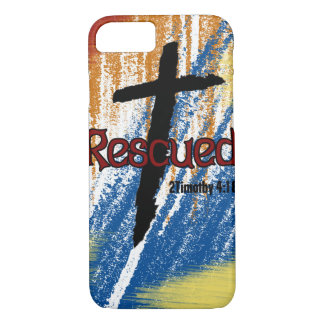 rescued iPhone 7 case