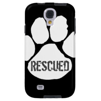 Rescued - Samsung S4 Case - Black