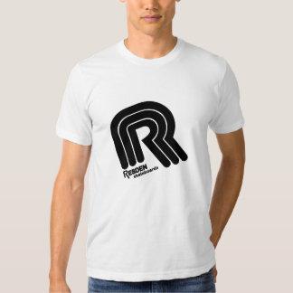 resden skateboard logo tee