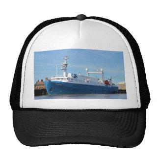 Research And Survey Vessel Sea Explorer Hat