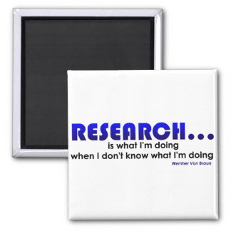 Research Square Magnet
