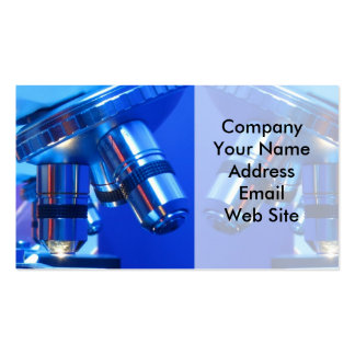 Research Microscope Pack Of Standard Business Cards