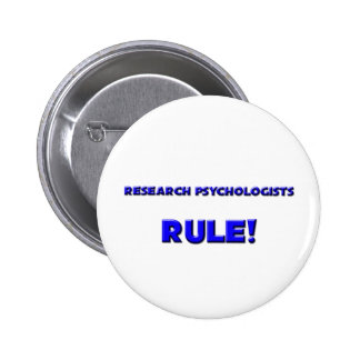 Research Psychologists Rule Pin