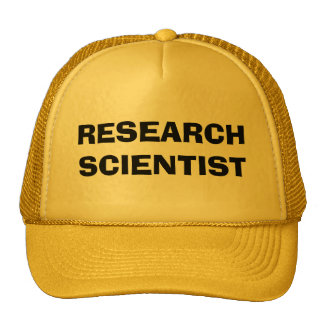 RESEARCH SCIENTIST HATS