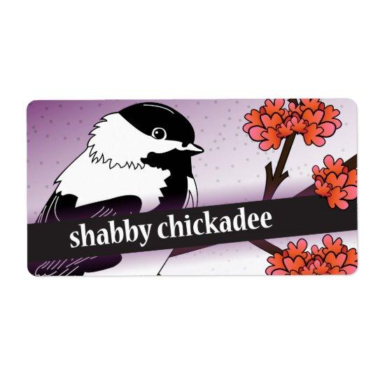 Reserved for Shabby Chickadee Etsy Seller