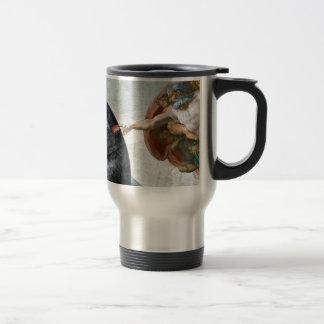 Reset Time Stainless Steel Travel Mug