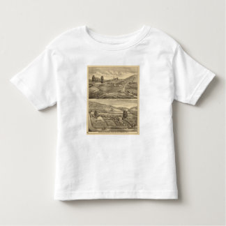 Residence and stock farm toddler T-Shirt