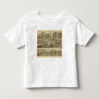Residence of David R Kerr Toddler T-Shirt
