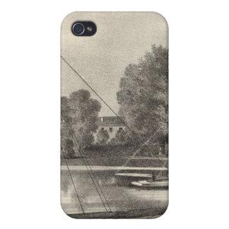 Residence of Joseph Francis, Tom's River, NJ Cases For iPhone 4