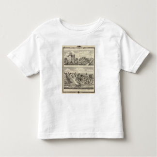 Residences and school in Garden Grove Toddler T-Shirt