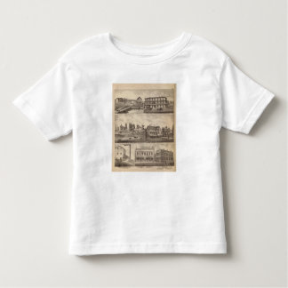 Residences, Farms and Businesses, Minnesota Toddler T-Shirt
