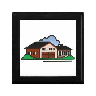 Residential House Gift Box