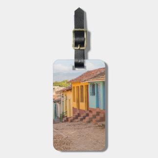 Residential houses, Trinidad, Cuba Tags For Luggage