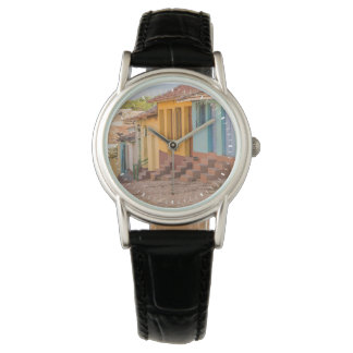 Residential houses, Trinidad, Cuba Wristwatches