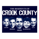 Residents of Crook County Post Card