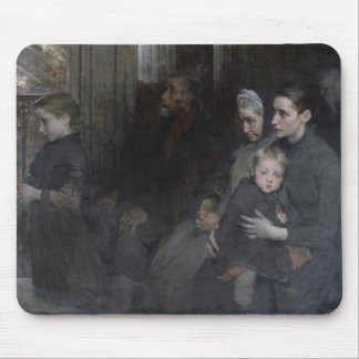 Resigned to their Lot, 1901 Mouse Pad
