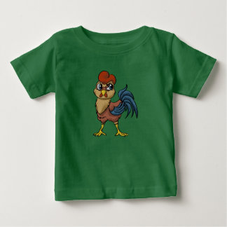 Resilient Rooster! Baby T-Shirt