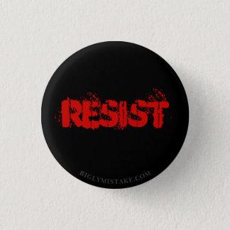 RESIST. 3 CM ROUND BADGE