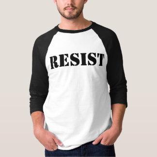 resist anti trump women rights women march red T-Shirt