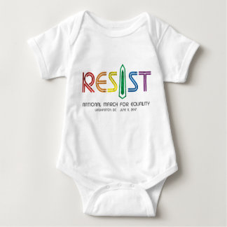 Resist Baby Bodysuit