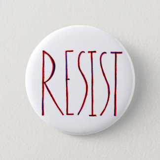 RESIST Buttons! 6 Cm Round Badge