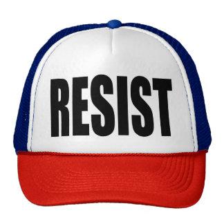 """""""RESIST"""" CAP"""